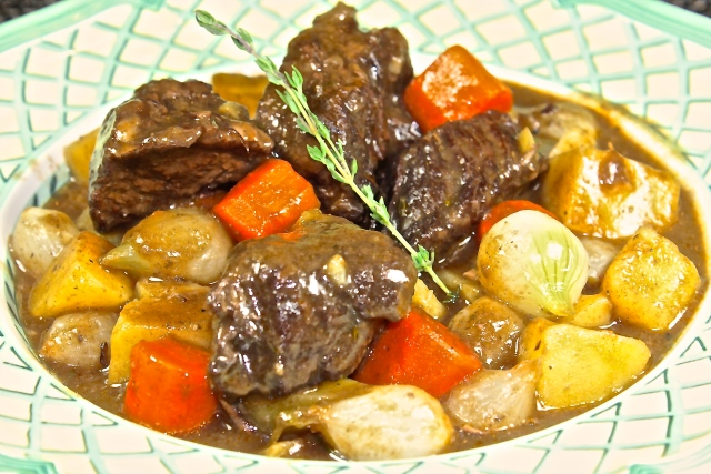 Braised Short Rib Stew