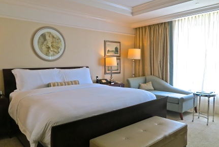 St. Regis King Guest Room