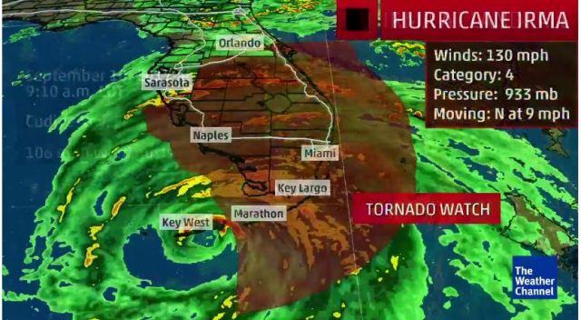 hurricane Irma closes airports
