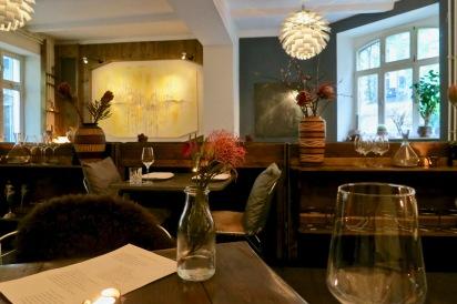 Heimlich Treu Restaurant, Berlin