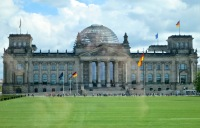 The Reichstag German Parliament