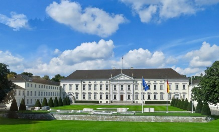 Bellevue Palace, Residence Of President Of Germany