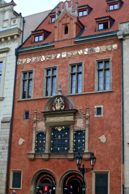 Part Of Old Town Hall, Prague
