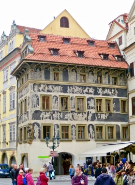House At The Minute, Prague
