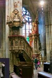 The Pulpit St. Vitus