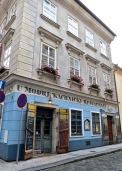 The Little Blue Duck, Lesser Town Prague