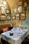 The Charming Interior Of The Little Blue Duck