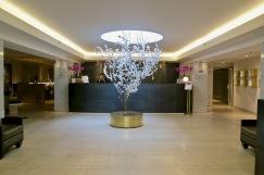 Lobby Mandarin Oriental Prague
