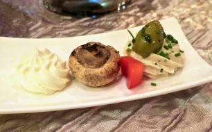 Olive Cream, Salt Butter With Pastries