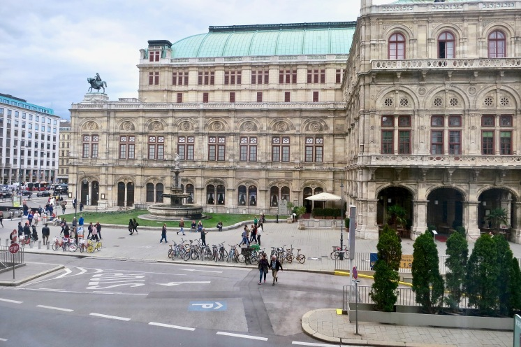 Room With A View Of The Vienna Opera House