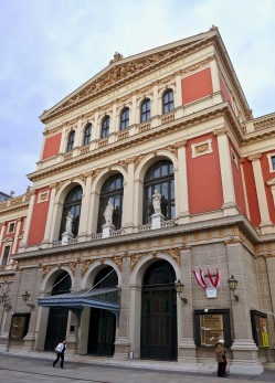 Home Of The Vienna Symphony