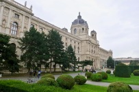 The Kunsthistorisches Museum (Art History Museum)