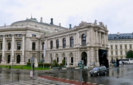 The Burgtheater, Vienna