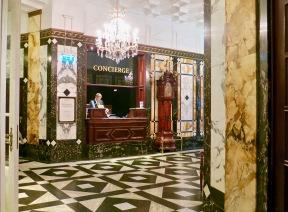 Bristol Lobby And Concierge Desk