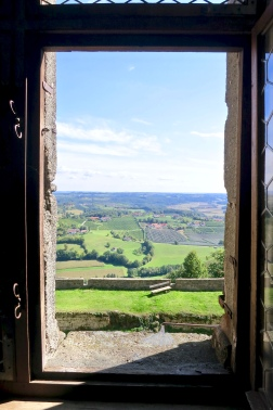 View From Riegersburg Castle