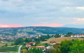The Village Of Bad Waltersdorf
