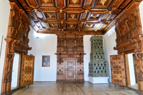 The Knights Room Riegersburg Castle