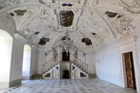 The White Summer Dining Room Riegersburg Castle