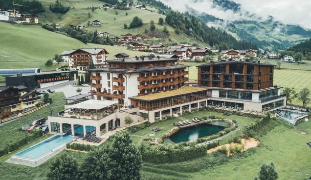 Hotel Nesslerhof, Grossarl, Austria