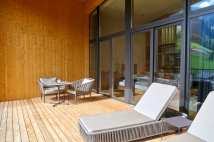 Large Loggia With Table And Chairs And Lounges