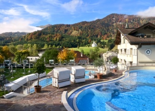 Outdoor Pool With Spectacular Views
