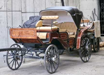 Posthotel's Carriage