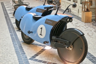Electric Motor Cycle