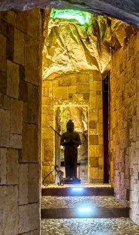 "The ""Sunken Temple"""