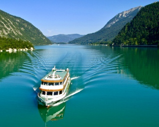 Enjoy A Boat Ride On The Lake