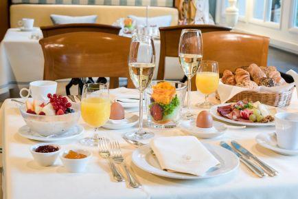 Breakfast At Bareiss