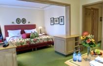 Lovely Bedroom At Bareiss Hotel