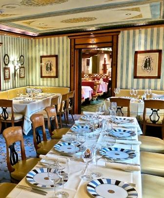Biedermeier Dining Room