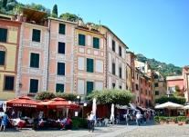 Piazza Martiri dell'Olivetta In Portofino, Italy