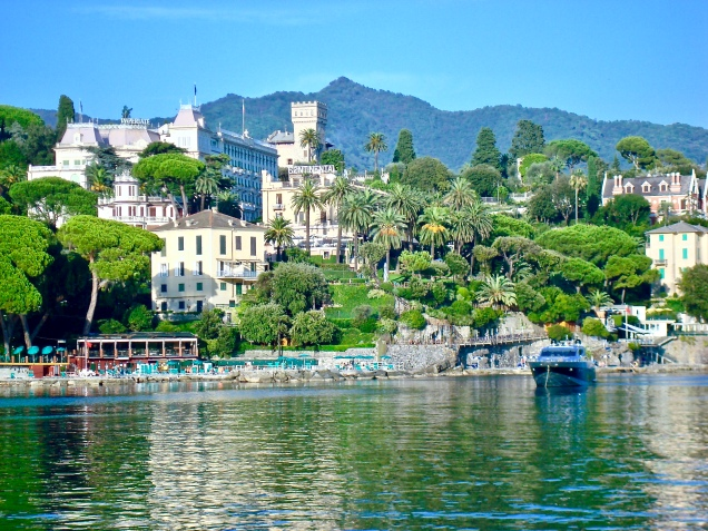 Santa Margherita Harbor