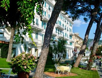 Hotel Miramare, Santa Margherita Ligure, Italy