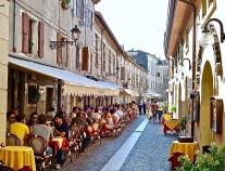 Bardolino Sidewalk Restaurant