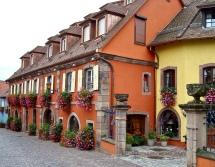 Hostellerie des Chateaux, Ottrot, France