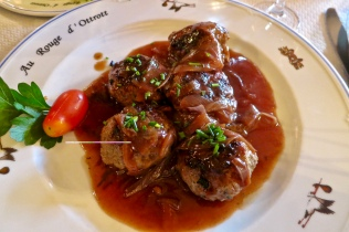 Quenelles de Foie, An Alsatian Specialty
