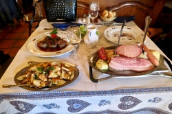 Alsatian Lunch With Regional Specialties