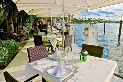 Pillars Dockside Dining