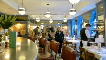 The Ivy Cafe, Marylebone
