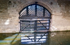 Traitor's Gate Tower Of London