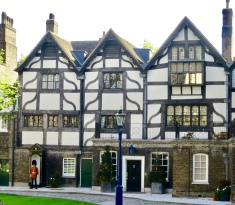 Queen's House, Original Tudor Houses In Tower Of London