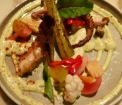 Roasted Octopus With Pickled Vegetables