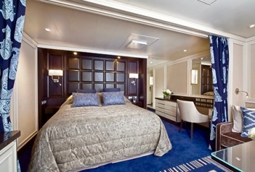 king size bed on explorer