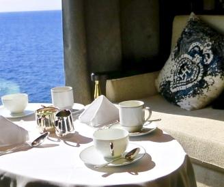 Tea Time Observation Lounge