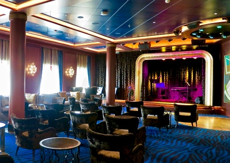 The Explorer Lounge For Intimate Shows