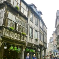 Dinan, A Delightful Medieval Town In Brittany — Back Road Journal