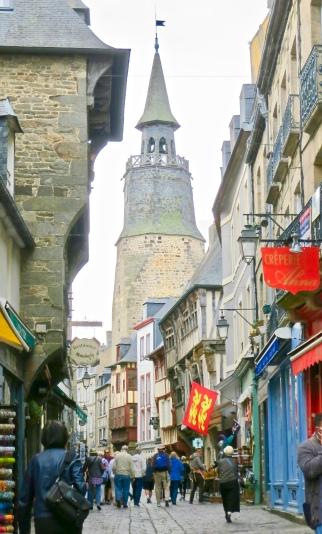 The Clock Tower Tour de l'Horloge