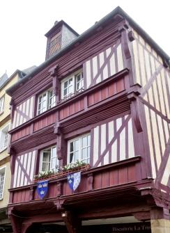 Half-Timbered Building
